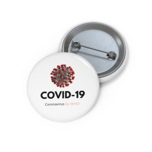 COVID-19 Support Pin