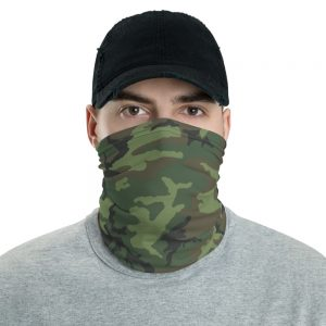 Camouflage Face Cover
